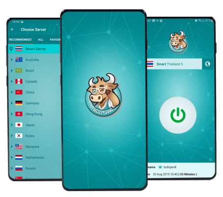 Bull VPN for Android