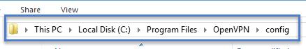 ขั้นตอนการติดตั้งโปรแกรม OpenVPN Installer ขั้นตอนที่ 10