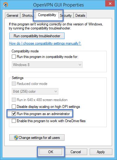 ขั้นตอนการติดตั้งโปรแกรม OpenVPN Installer ขั้นตอนที่ 13