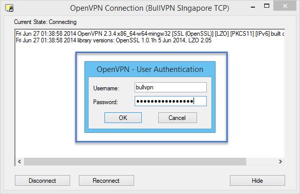 ขั้นตอนการติดตั้งโปรแกรม OpenVPN Installer ขั้นตอนที่ 15