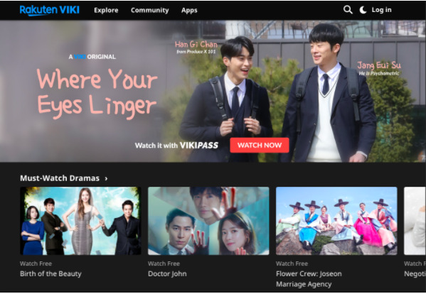 what-is-viki-unblock-viki-with-vpn-where your eyes linger