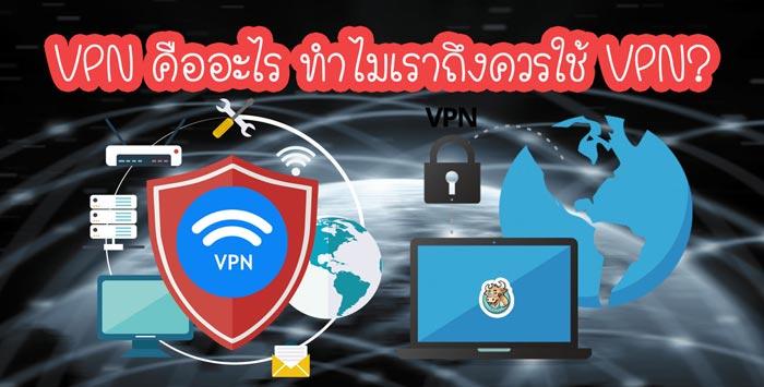 VPN คืออะไร ทำไมควรใช้ VPN จาก BullVPN