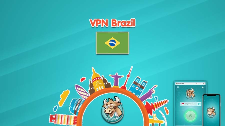 vpn-ประเทศบราซิล
