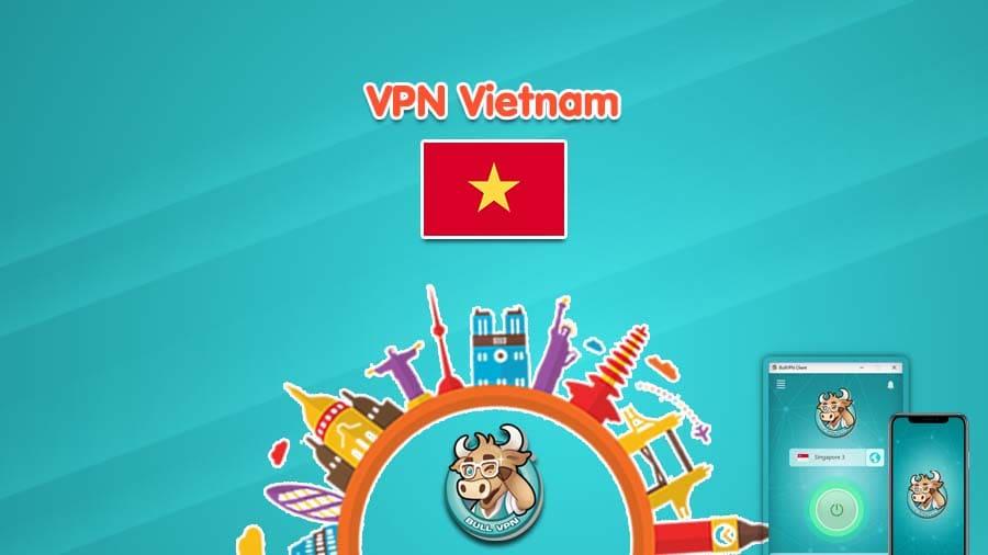 vpn-ประเทศเวียดนาม