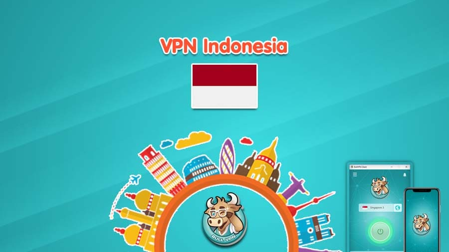 vpn-อินโดนีเซีย