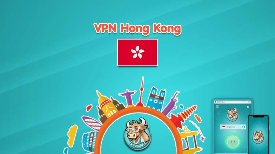 vpn-ประเทศฮ่องกง