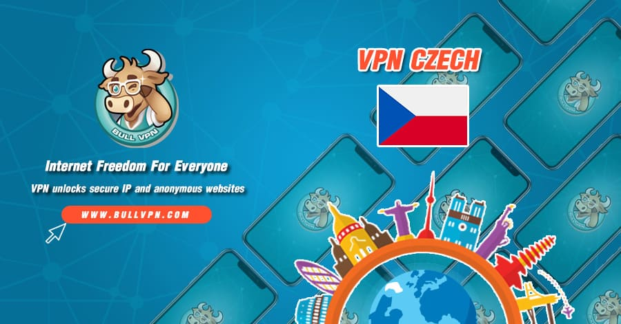 vpn-Czech