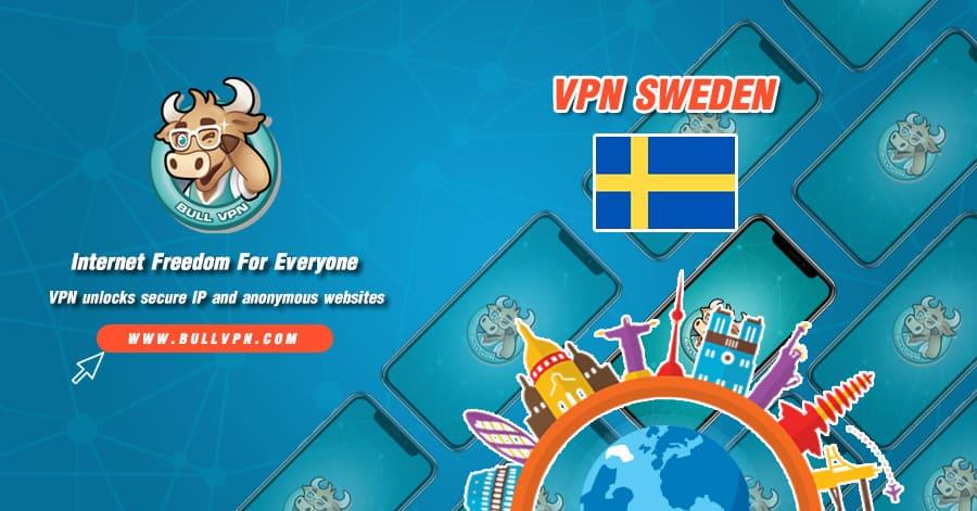 vpn-Sweden