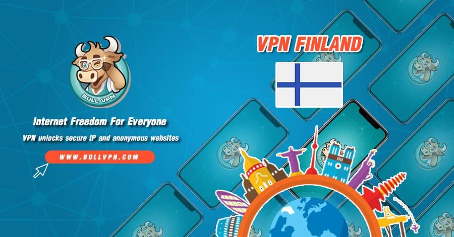 vpn-Finland