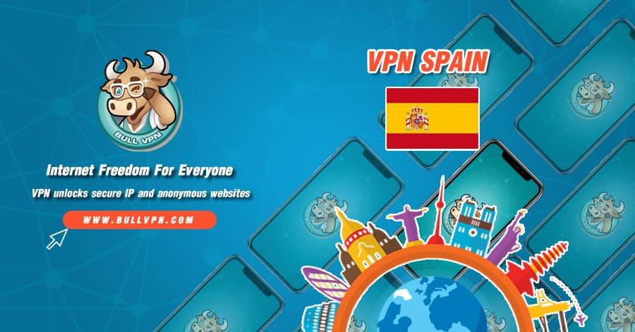vpn-Spain
