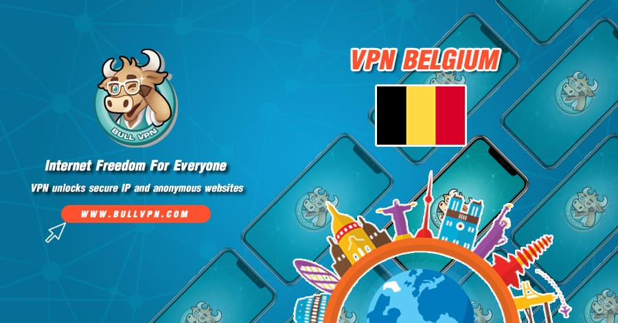 vpn-belgium