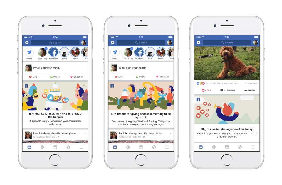 Facebook มีผู้ใช้งาน 2 พันล้านคนแล้ว แซงหน้าทุก Social Network | บริการ BullVPN สำหรับเพิ่มความปลอดภัยและความเป็นส่วนตัวปกปิดตัวตนในโลกออนไลน์ อีกทั้งยังทะลุบล็อกเว็บไซต์จากจีน